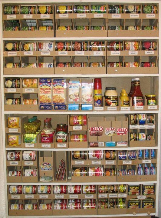 Garde Manger Conserves Id 233 E Garde Manger Rangement