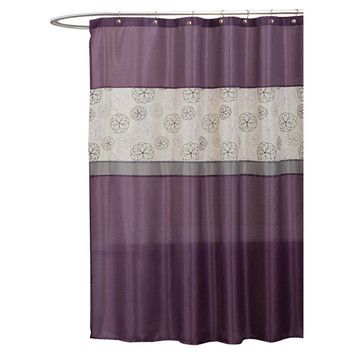 Special Edition By Lush Decor Lush Decor Covina Polyester Shower