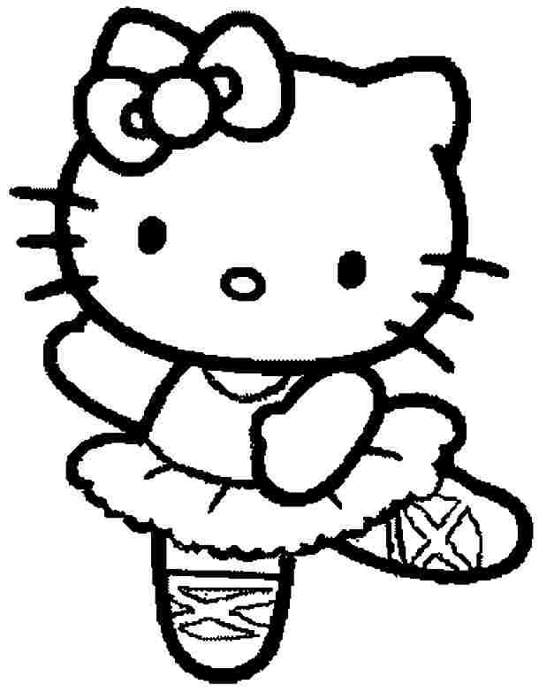 44 Cartoon Hello Kitty Coloring Pages Printable Jpg 610 782 Kitty Coloring Hello Kitty Coloring Mermaid Coloring Pages