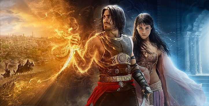 Prince of Persia, les sables du temps (2010) - Mike Newell •