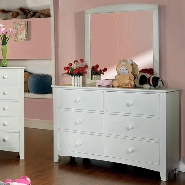 Furniture Of America Pine Brook Dresser