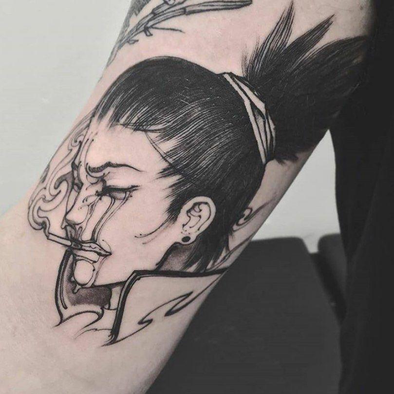 25 Tattoo manga