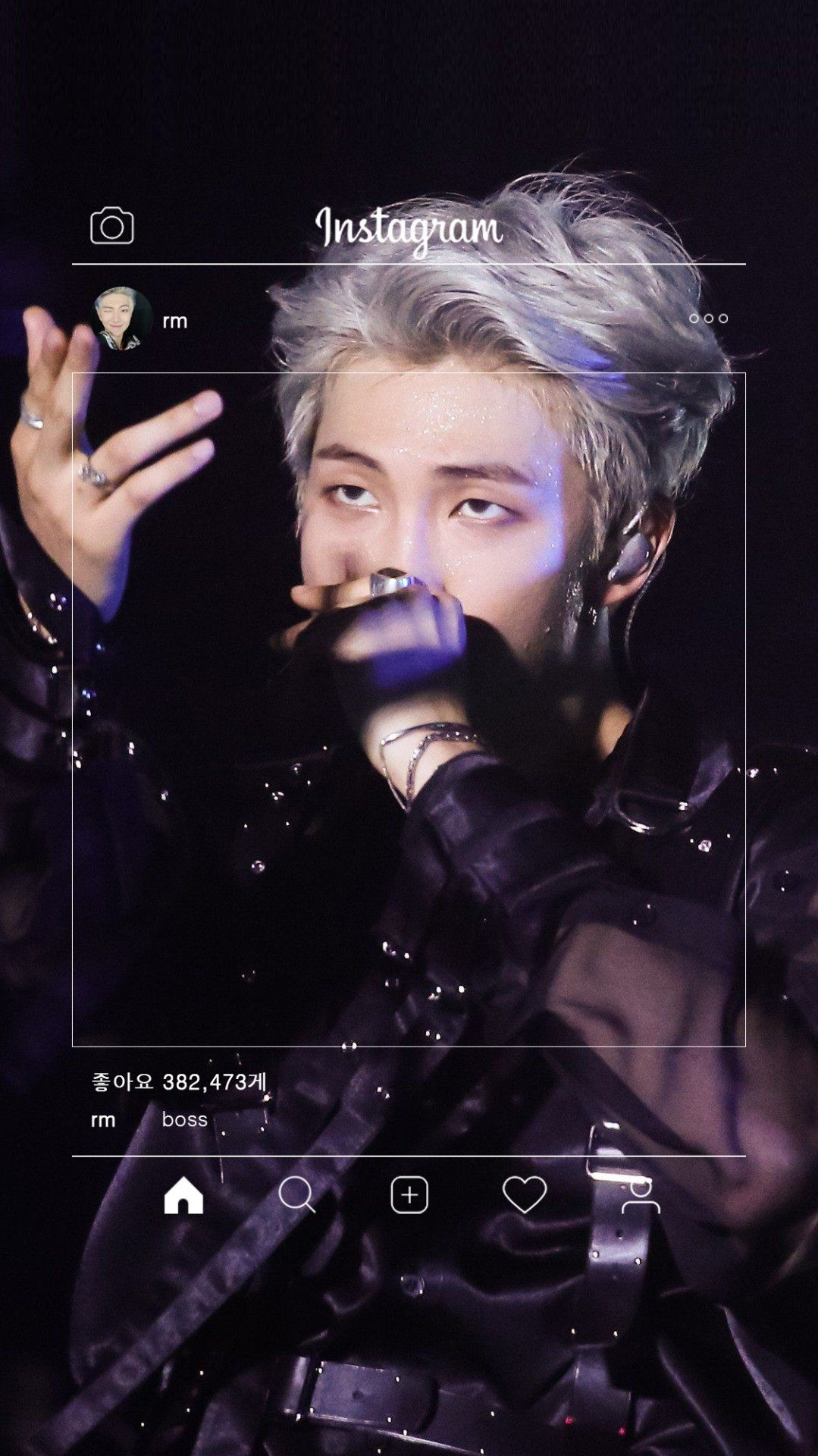 Bts Rm Wallpaper Namjoon Bts Wallpaper Bts Rap Monster Bts Aesthetic Pictures Wallpaper aesthetic rm bts