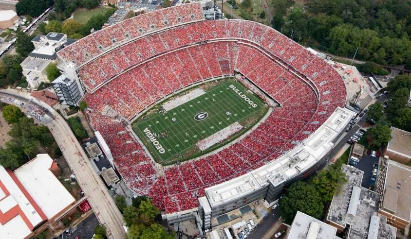 Top 10+ Places to Watch a UGA Football Game in Athens