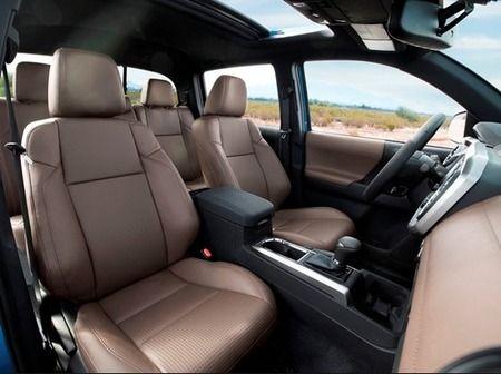 2017 Toyota Tacoma Interior1