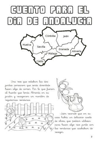 28 De Febrero Dia De Andalucia Laclasedeptdemontse Dia De Andalucia Andalucia Dia De La Constitucion