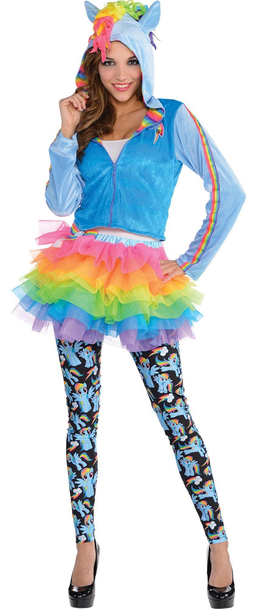 Create Your Own Women's Rainbow Dash Rainbow dash