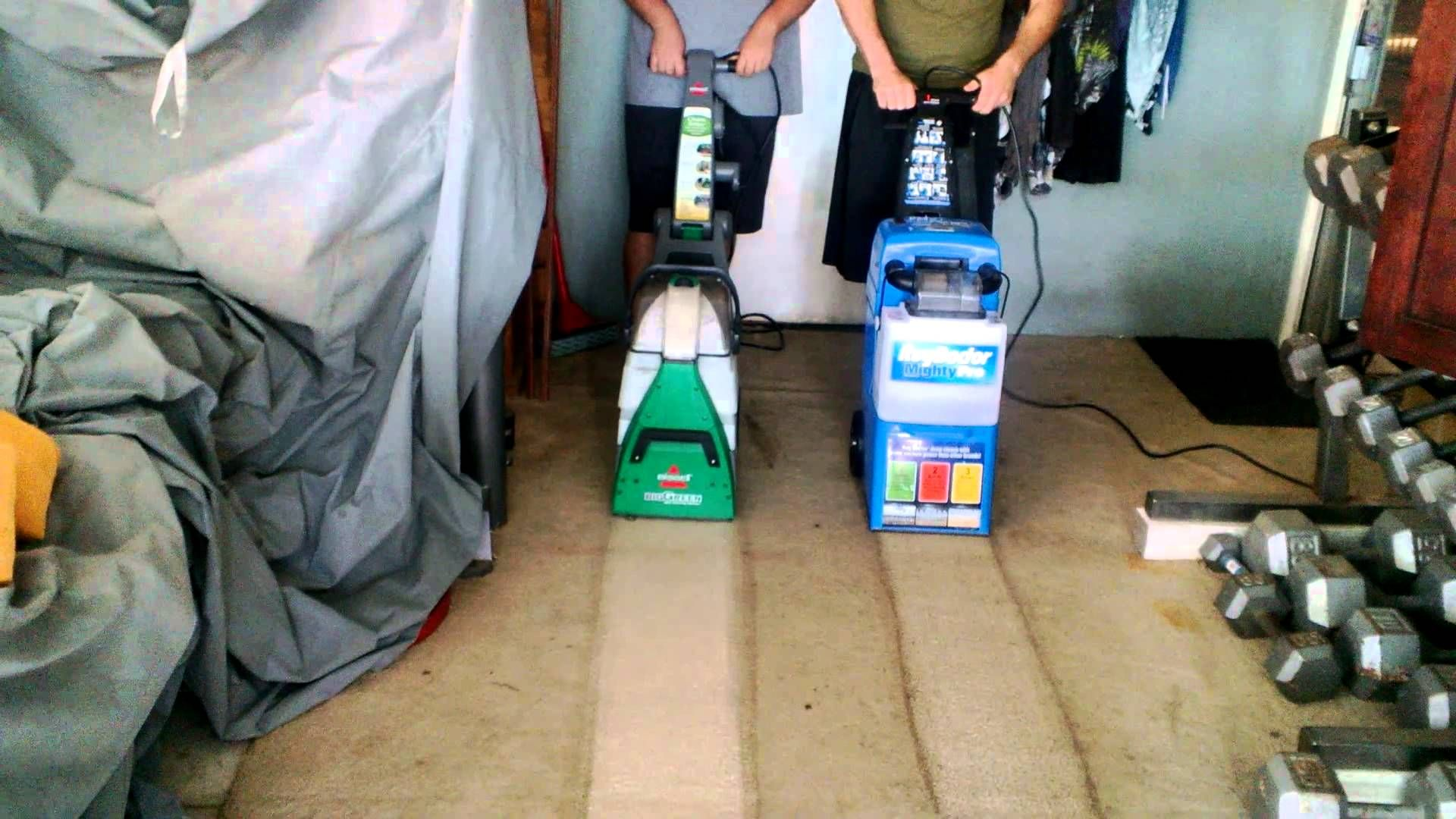 Rug Doctor Vs Bissell Big Green Deep Cleaning Machine Rug Doctor Bissell Carpet Cleaner Deep Carpet Cleaning