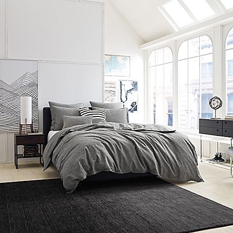 Kenneth Cole Reaction Home Mineral Duvet Cover With Images Bed