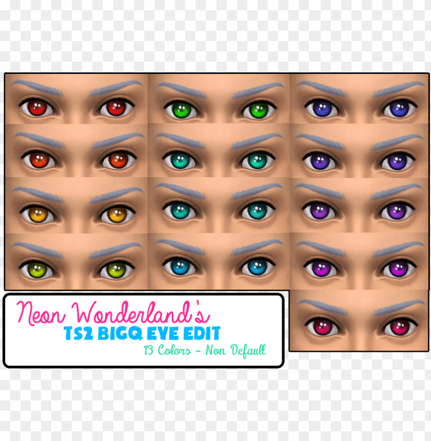 Download Picsart Horror Eyes Png Png Gif Base Sims 4 Anime Sims 4 Blog Eyes The Horror