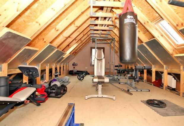 Converting your loft into a home gym some useful tips for a