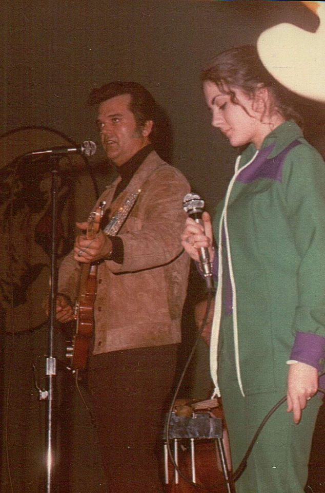 CONWAY AND DAUGHTER KATHY