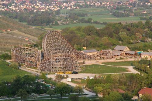 2011-05-04: roller coaster