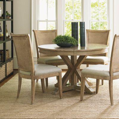 Lexington Monterey Sands San Marcos Dining Table Round Dining Room Dining Table Round Dining Room Table