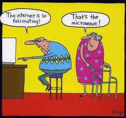 Australia S Biggest Divorced And Single Parents Website Cartoon Jokes Funny Cartoons Jokes Technology Humor