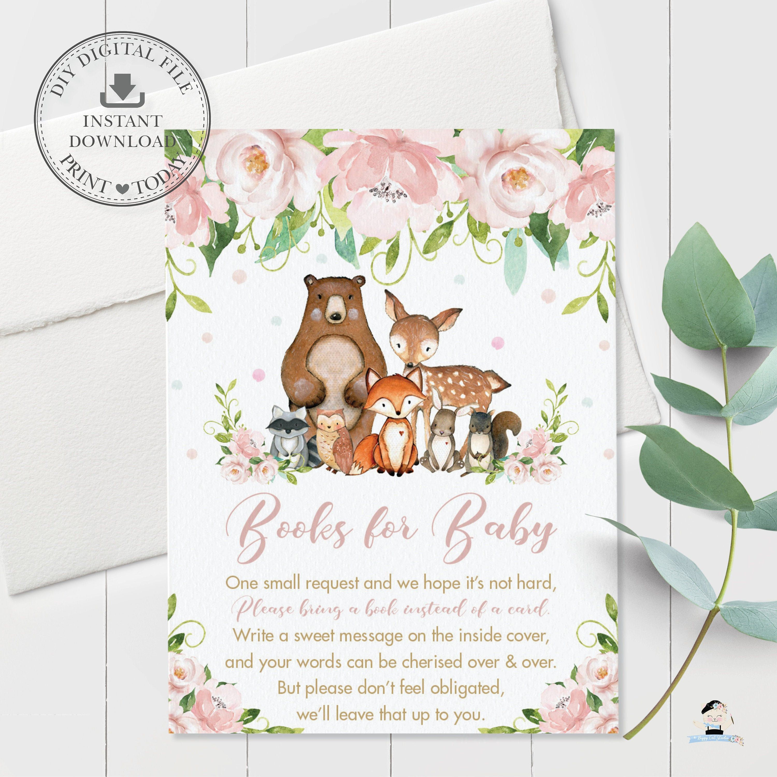 Rustic Woodland Greenery Fun Baby Shower Activity Printable WG7 Woodland Animals What/'s In Your Phone Game INSTANT DOWNLOAD