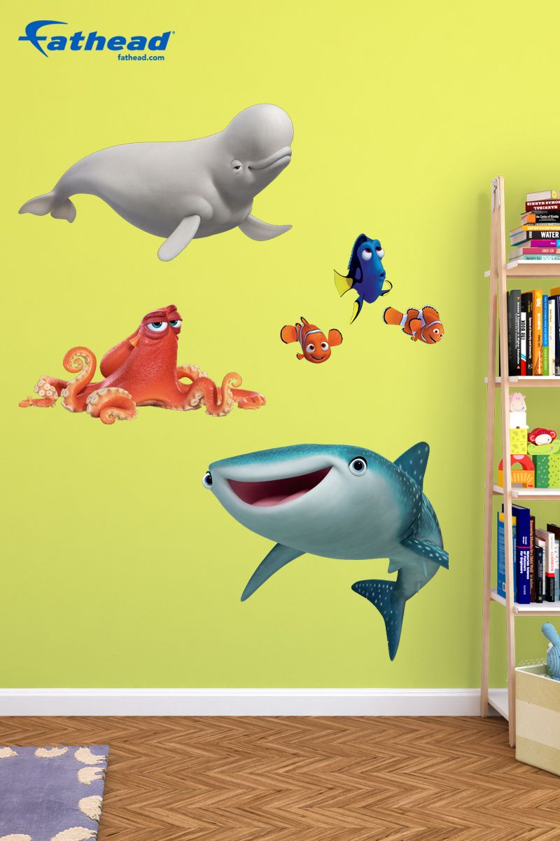 Finding Dory Collection | Finding nemo