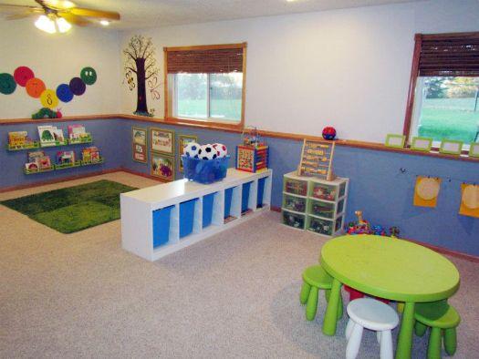 Daycare Decor