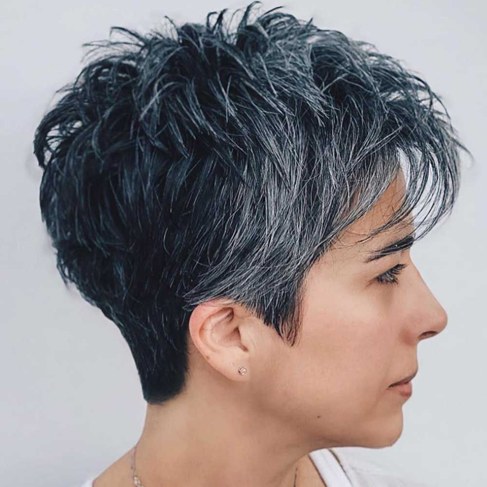Tagli capelli over 50 e over 60: 100 immagini e idee ...