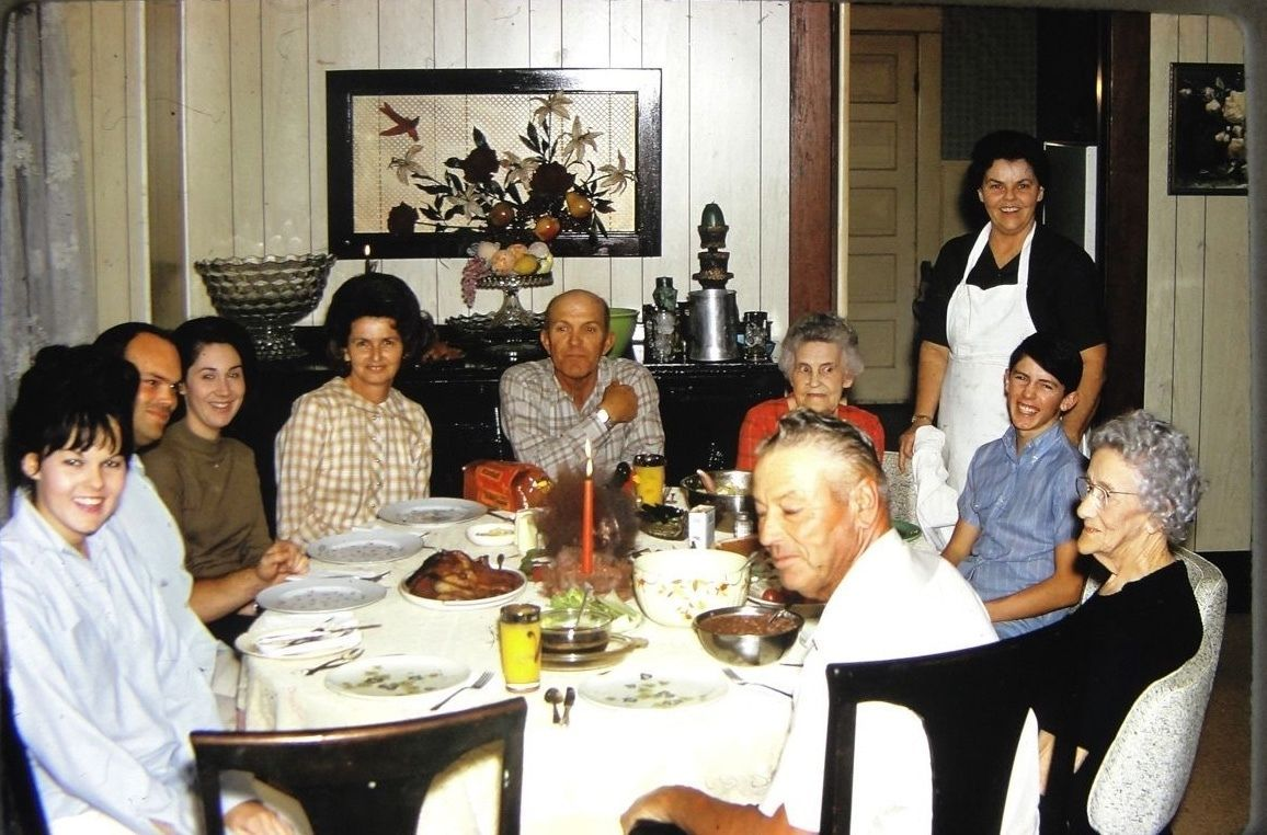 Thanksgiving 1967 | Holidays in the 1960\u0027s and 70\u0027s | Pinterest ...