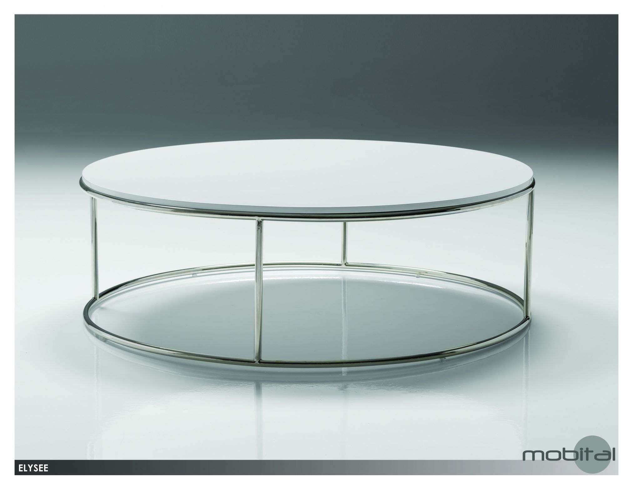 20 Round Stainless Steel Coffee Table Home Office Desk Furniture Check More At Http