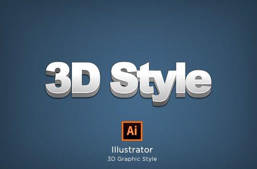 Illustratorで立体感のあるメタルっぽい感じのグラフィックスタイルを作成するチュートリアルです グラフィックスタイルを保存すればテキストやオブジェクトに適用することができます デザイン 勉強 グラフィック イラレ