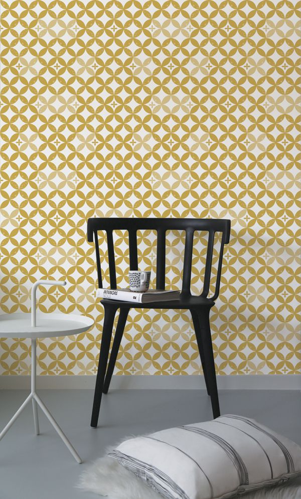 New Wallpaper collection Flourish, of the Belgian Home label ...
