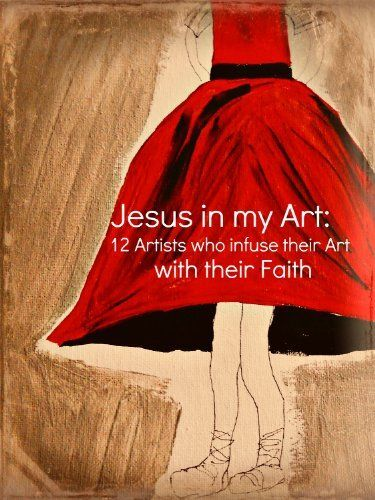 Jesus in my Art: 12 Artists who Infuse Their Art with Their Faith (My Creative Peace Interviews) by Robin Norgren, http://www.amazon.com/gp/product/B007X5T2GI/ref=cm_sw_r_pi_alp_H3.Lpb0RYQZ5J