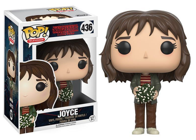 Jonathan Byers with Camera Pop Funko Pop Stranger Things Vinyl Figure #513