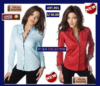 Italia collection the on line boutique store blusas for Disenos de blusas