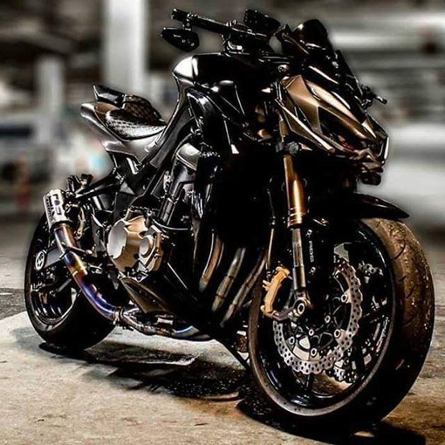Retro Kawasaki ZRX1200 Silencer