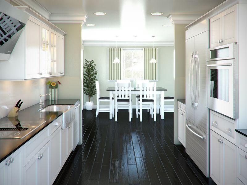 Pin By Susan L Mayer On Kitchen Ideas Galley Kitchen Design