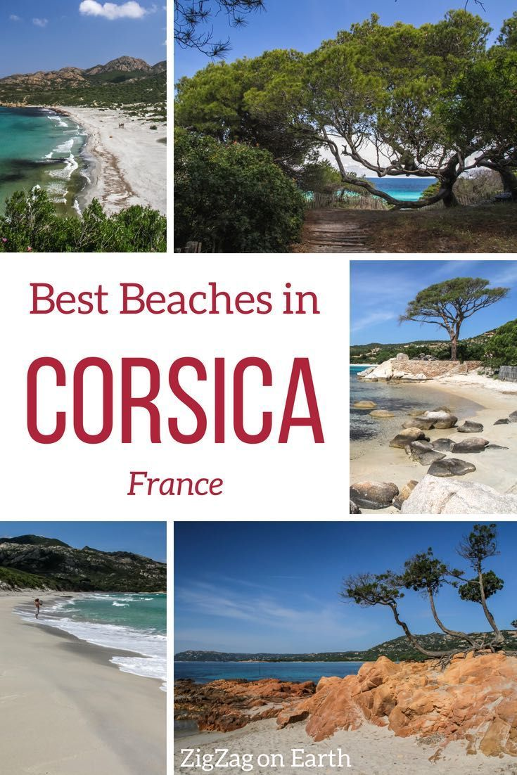21 Best Beaches In Corsica France
