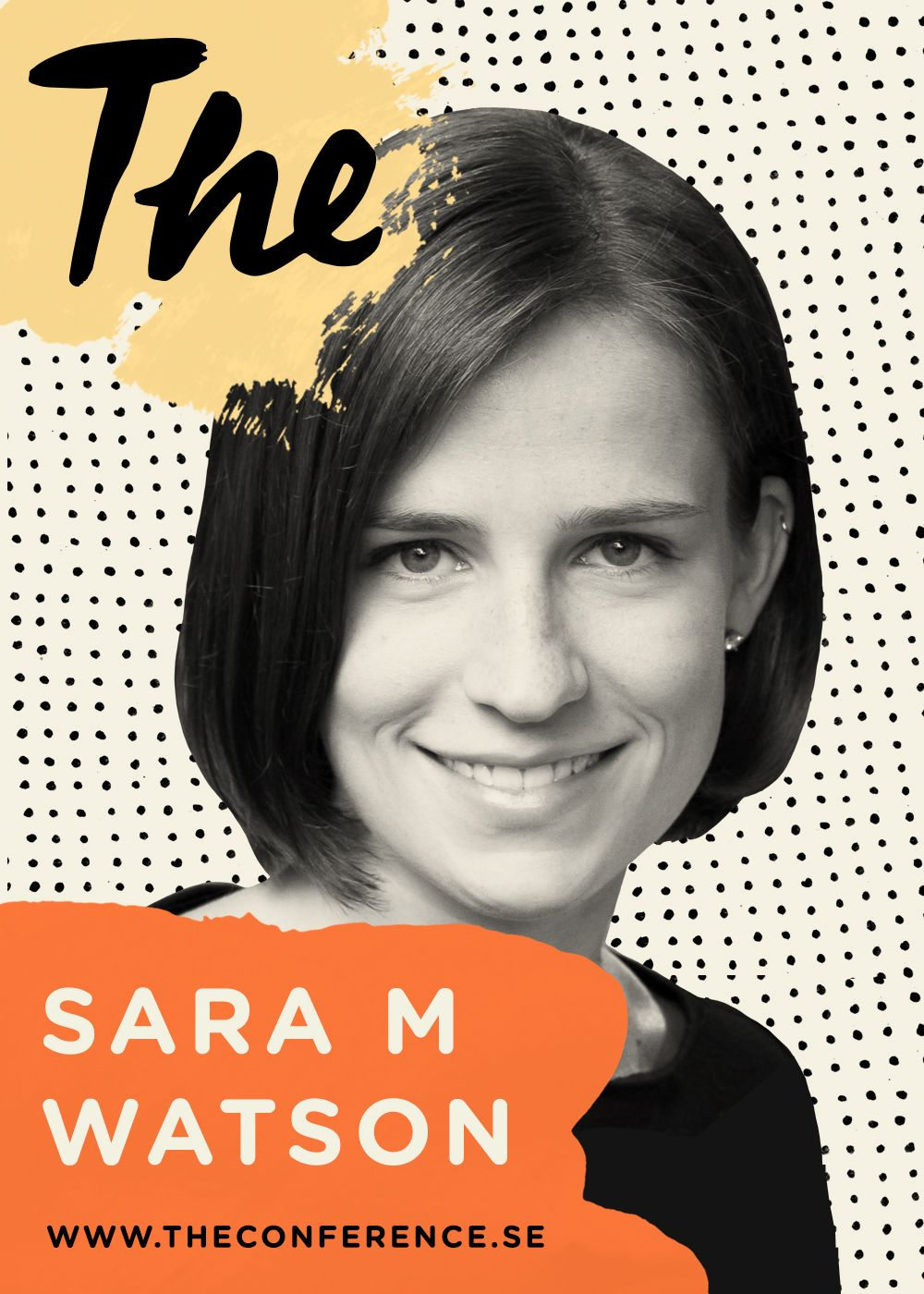 Sara M Watson, Technology critic and Berkman Fellow, Berkman Center for  Internet and Society at Harvard University. - Design: Hvass Hannibal