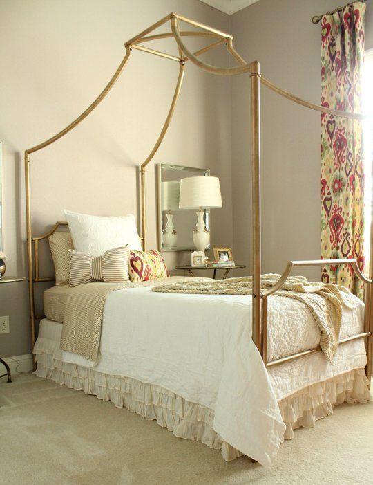 Paige's Dreamy Victorian-Boho Bedroom | Elegant bedroom ...