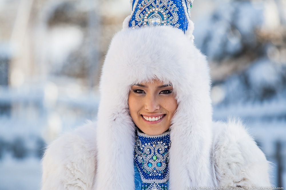 pole of cold oymyakon the coldest inhabited place on earth beautiful faces russian. Black Bedroom Furniture Sets. Home Design Ideas