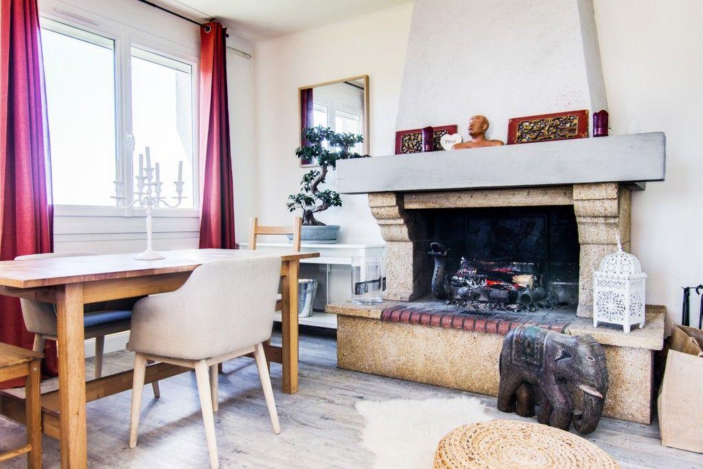 Rénovation et décoration cosy et chaleureuse pour cette maison des ...