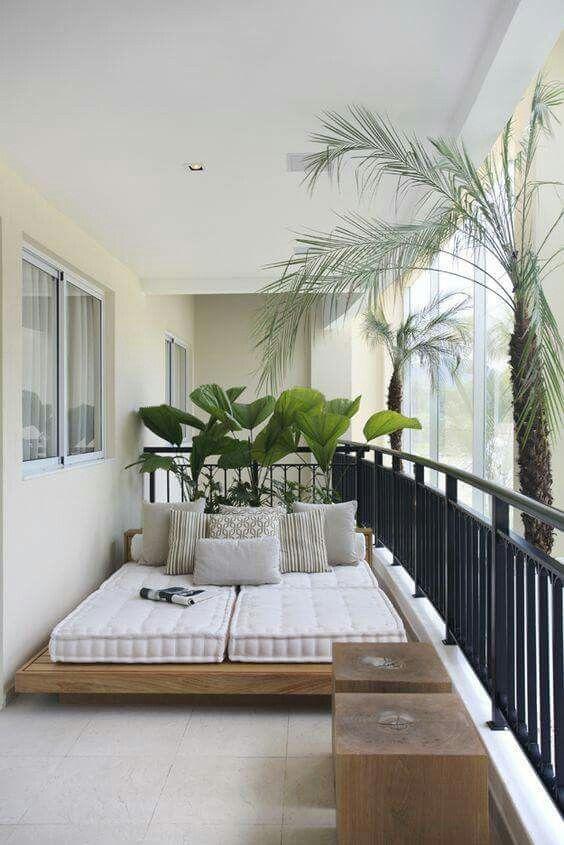 Idea By Francesca On Balcony