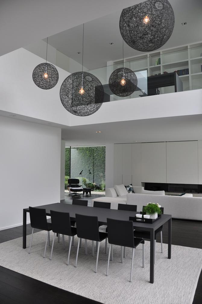 Lampen vanuit vide hw49 pinterest lampen verlichting en interieur - Mezzanine verlichting ...