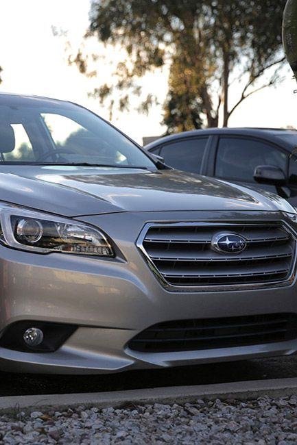 Driving To The Top A Guide To The Cars Of The Corporate Ladder Subaru Legacy Sedan Subaru