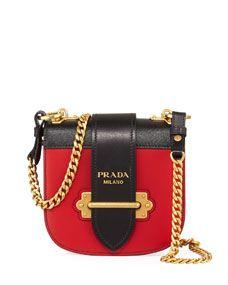 f57d296c Prada Mini Curved Leather Crossbody Bag   Fancy My Style Moxie ...