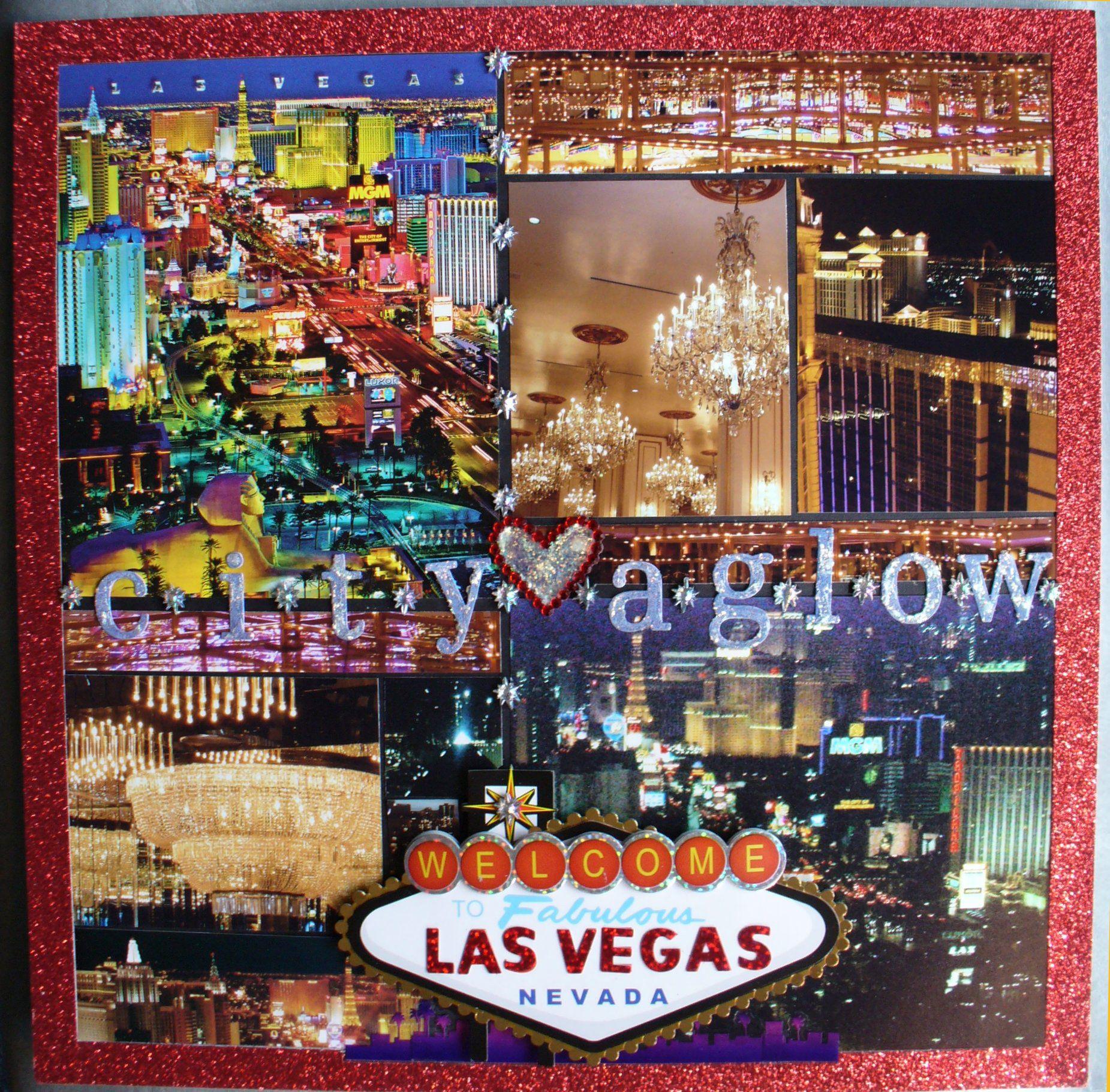 Scrapbook ideas las vegas -  Ver 1 000 Bilder Om Las Vegas Scrapbooking P Pinterestpapercraft Resor Och Sidlayouter Scrapbook