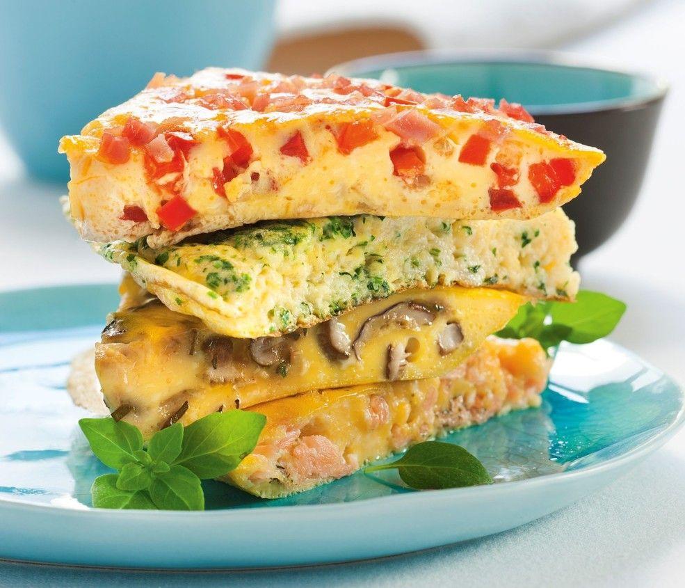 Tupperware omelett variationen low carb genie en pinterest - Eier kochen mikrowelle ...