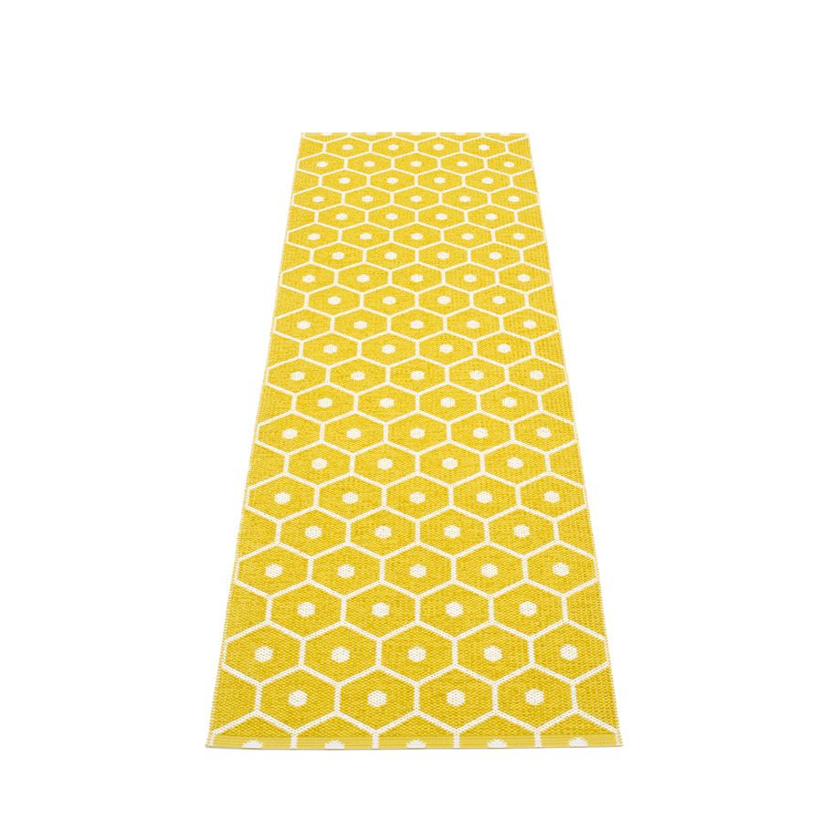 Honey, Mustard / Vanilla - 70 x 225 cm