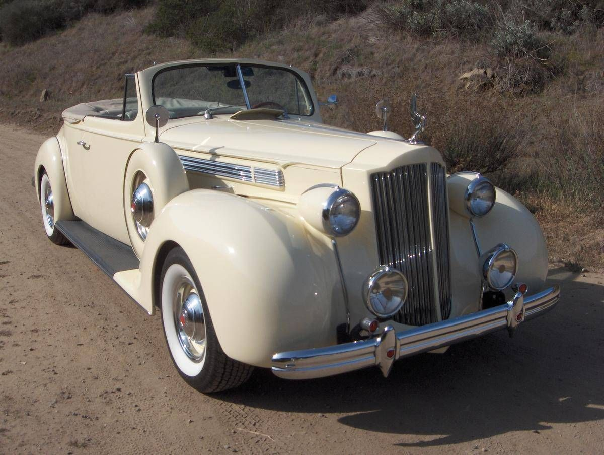 1939 Packard 120 Convertible Coupe Resto-Mod for sale | Hemmings ...