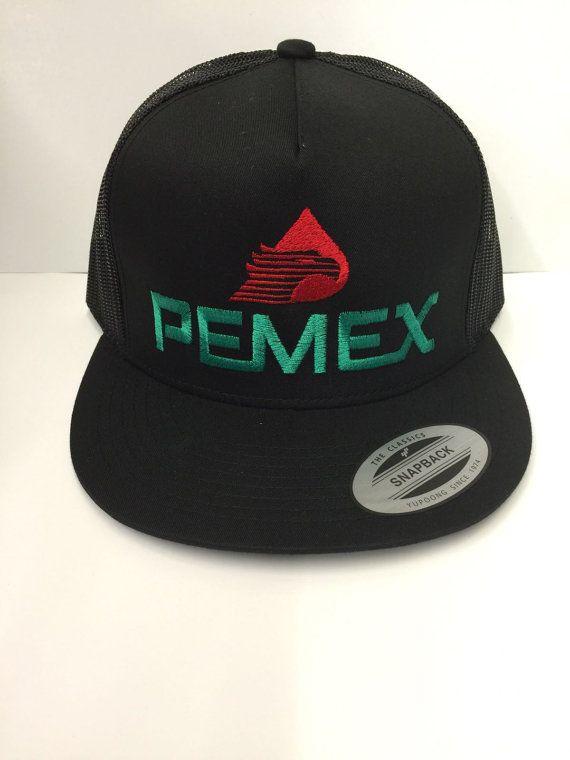 Pemex Snapback Cap  8b479f908f4