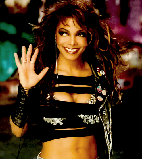 Janet Jackson All For You Video