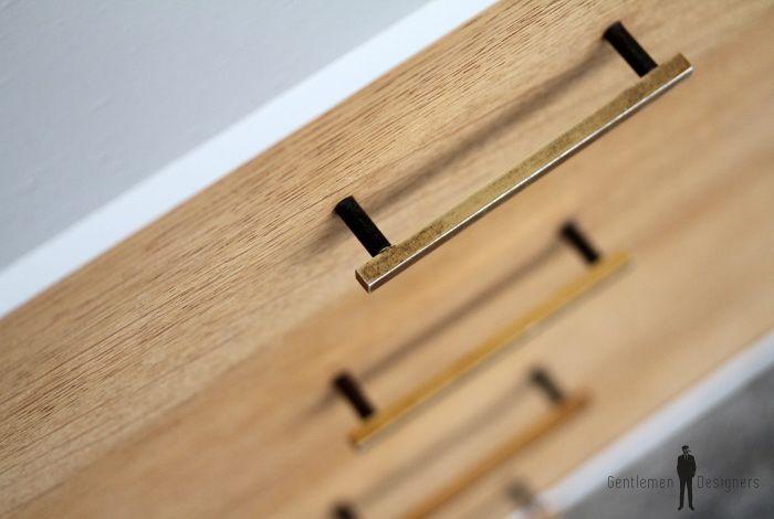 meuble commode vintage pieds compas en chne 4 tiroirs - Commode Vintage Pieds Compas