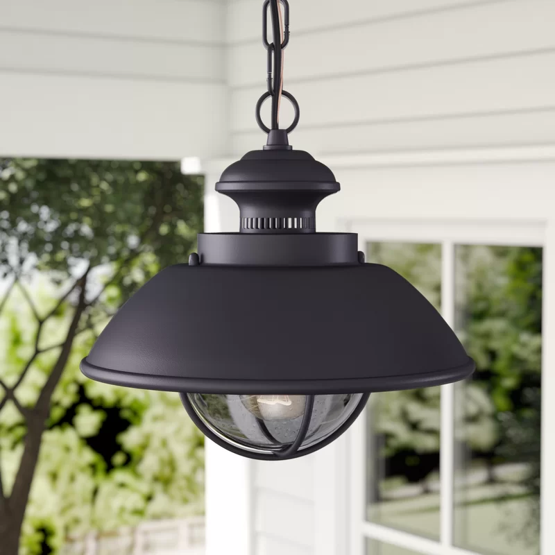 Archibald 1 Light Outdoor Pendant Outdoor Hanging