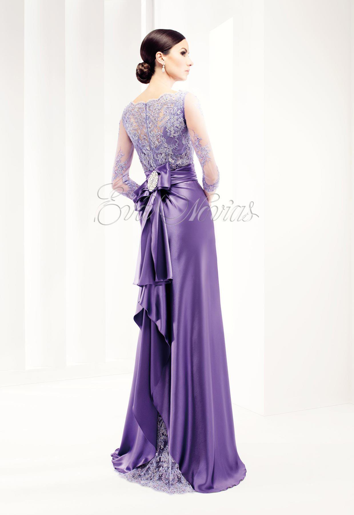Lujoso Vestidos De Novia Para Señoras Maduras Motivo - Vestido de ...